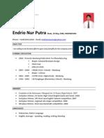 Endrio  - CV