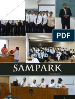 Sampark_Vol 5_Issue 2_1 Sep 2011