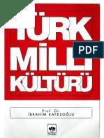 Türk Milli Kültürü (PROF.DR. İbrahim Kafesoğlu