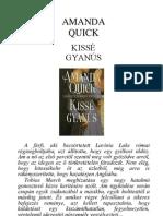 Amanda Quick Kisse Gyanus