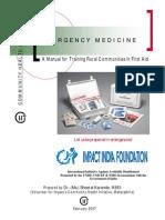 Emergency Medicine Manual-Impact