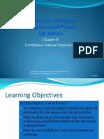 07_Business Statistics:Sampling and Sampling Distributions