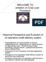Crop Loan Procedure