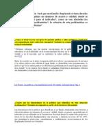Esfera Publica, Opinion Publica, Contexto Des Plaza Mien To