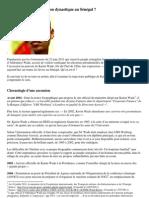 Karim Wade, une tentation dynastique au Sénégal