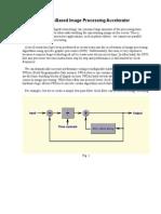 FPGA-Based Image Processing Accelerator
