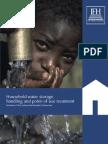 Hause Water Storage -Risk