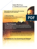 DWF Dialogue Guide
