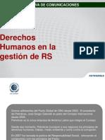 DDHH en La RSE 21 06 11 - Petrobras