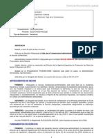 Sentencia 8 julio 2011,visualización de cámaras de videovigilancia sin estar regulado en contrato