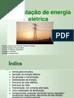 Subestações de energia elétrica