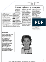 Marta Cartabia nominata giudice Costituzionale