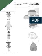 Fichas Sobre Os  diferentes Povos1
