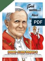 Comic Santos Jmj