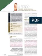 Precios de Transferencia, una oportunidad de análisis del negocio - Sep 2011 - Fiscal y Laboral al día - Sala & Serra Abogados