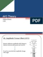 6b. AVO Theory