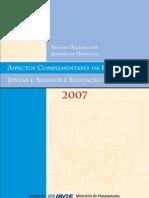 Suplemento Pnad 2007publicacao_completa