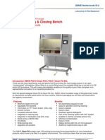 Higienic Fillers | FS210 & FS211 | Clean-Fill ESL | Food Processing Technology | Research and Development System