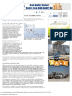 Conceptual Design Biodiesel by Super Critical Transesterification 2010