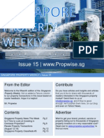 Singapore Property Weekly Issue 15
