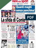 Corriere Dello Sport 5 Settembre 2011