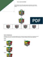 Cubul Rubik Ro Scurtat