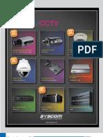 Catálogo de Seguridad - Sección de CCTV parte 1