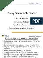 1fb7cInternational Legal Environment