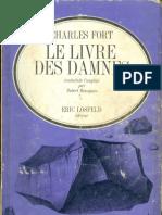 Fort Charles - Le Livres des Damnés