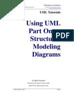 UML Tutorial Part 1 Introduction