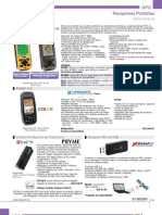 Catálogo de Seguridad - Sección GPS