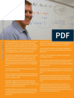 Jarod Hammel, alumni profile