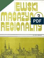 Kociewski Magazyn Regionalny Nr 3