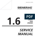 Engine maintenece and service manual