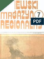 Kociewski Magazyn Regionalny Nr 7