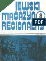 Kociewski Magazyn Regionalny Nr 8