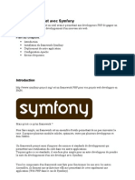 Installation de Symfony