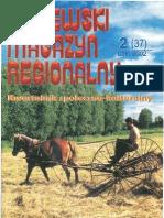 Kociewski Magazyn Regionalny Nr 37