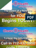 Chews 4 Health International