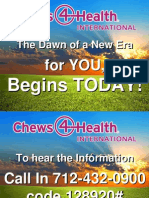 Chews 4 Health International