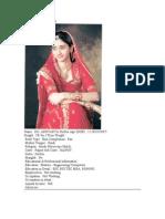 Brides List Humsafar 2