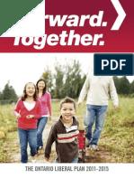 Booklet - Liberal Platform