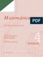 Matemática - Módulo 4 - Funções e Gráficos