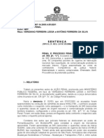 Sentenca - penal - CP 334 (01 - P)