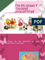 Aumento Del Sabor y Cambios Organolepticos - Copia