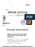 Pricing Final Presentation eBook