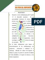 proyecto DEPORTE