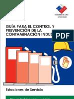 Manual de SEGURIDAD Combustible
