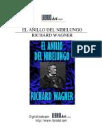 Wagner, Richard - El Anillo de Los Nibelungos