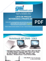 Notebooks Pronta Entrega - 05-09